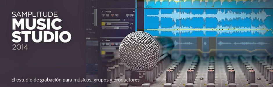 Estudio de grabación para músicos, grupos y productores