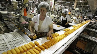 tough times for twinkies: hostess files for bankruptcy