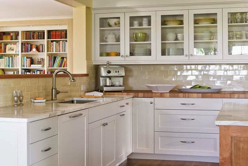 Mix And Match Kitchen Materials For A Knockout Design