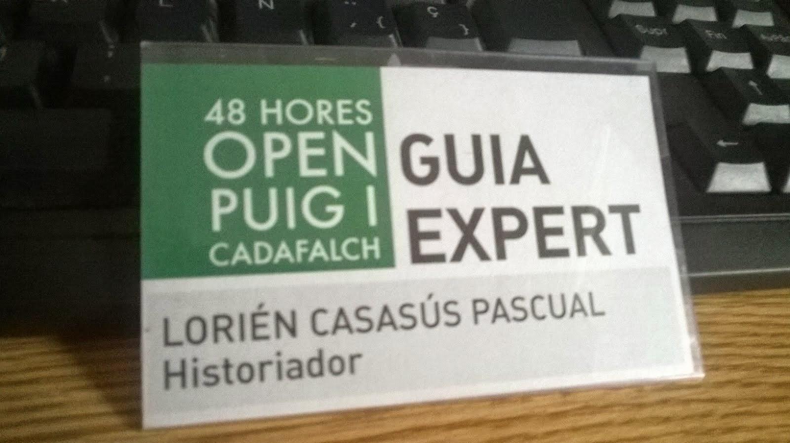 Open Puig i Cadafalch