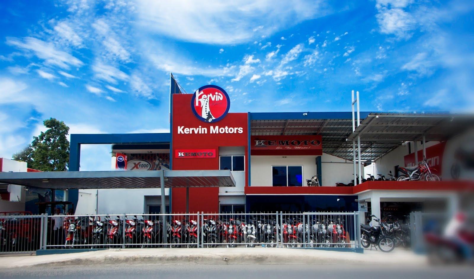 """Kervin Motors """"el ùnico que te cobra al 1.5 de interes"""