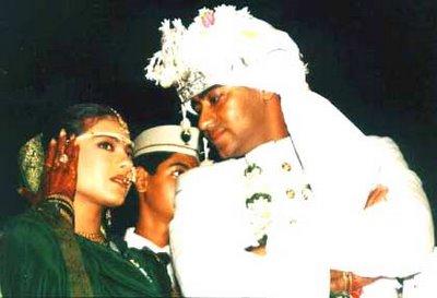 Kajol Marriage Photos