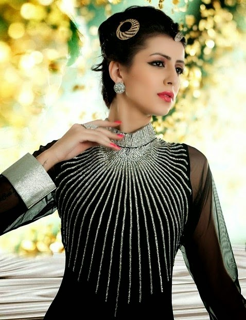 Indian Long Anarkali Dresses