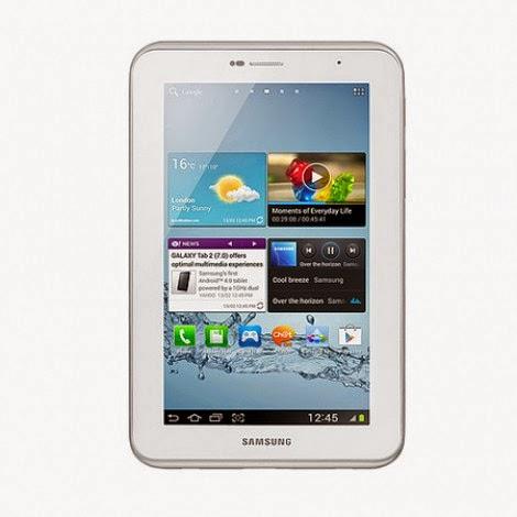 Tablet Samsung com desconto