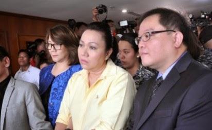 Janet Lim Napoles reclusion perpetua