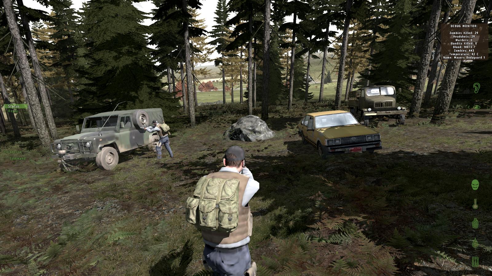 видео игры про выживание с зомби