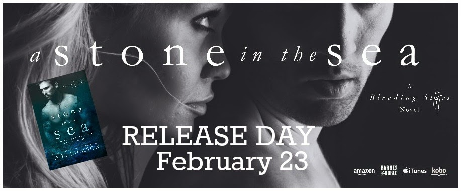 Release Day Blitz || Excerpt || Giveaway A Stone in the Sea by A.L. Jackson
