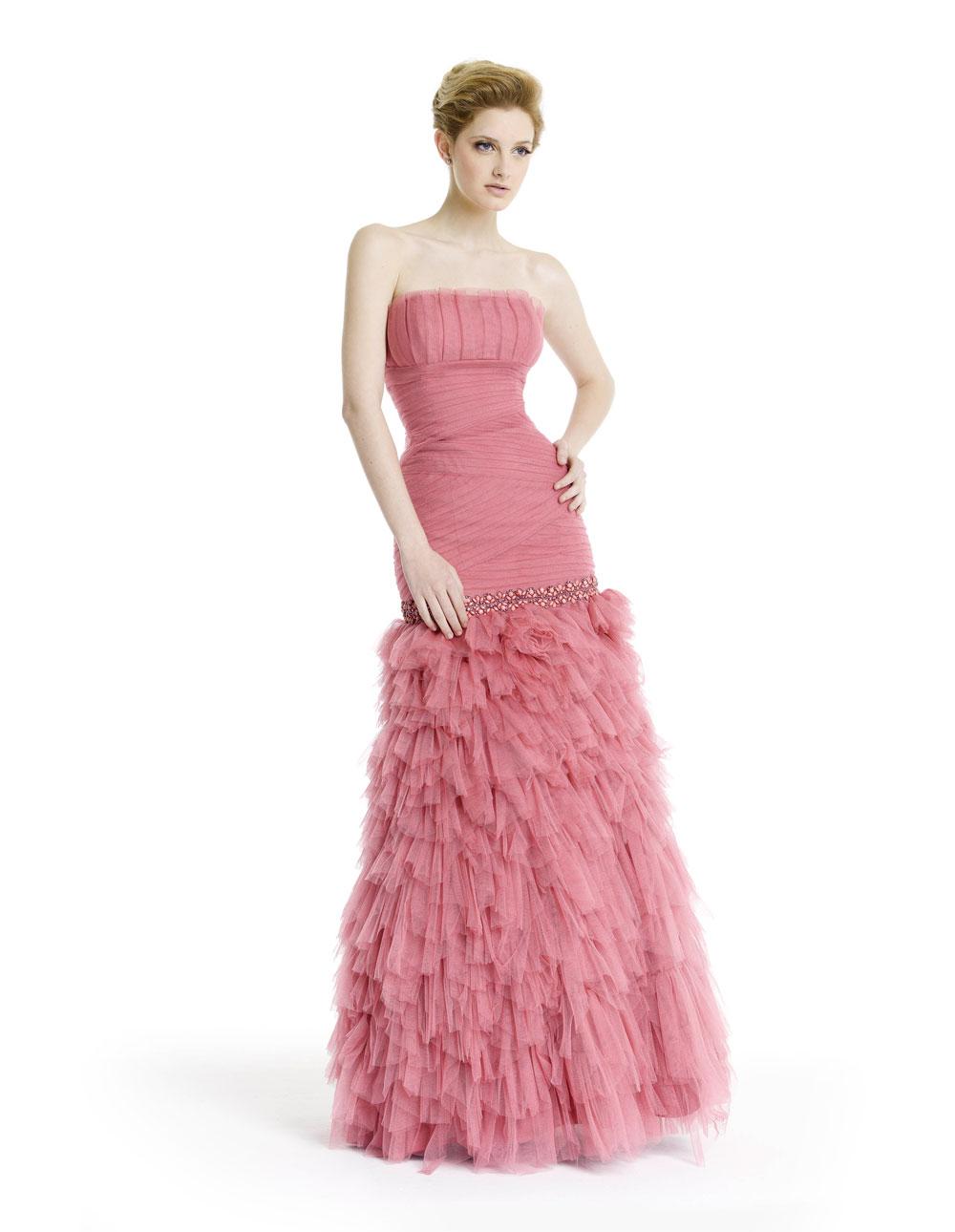Increíble Vestidos De Novia Cortos 2012 Adorno - Colección de ...