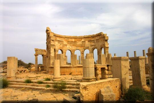 افريكا الرومانيّة
