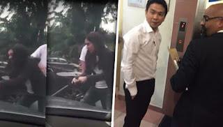 Lelaki langgar kereta 'Shasha steering lock' didakwa