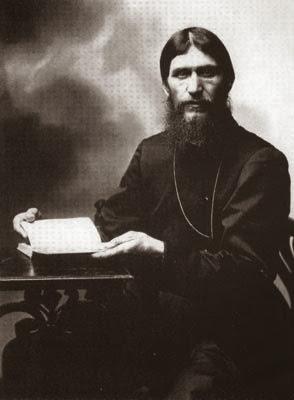 Rasputin. Fotograf: K. Bulla, els anys 1900