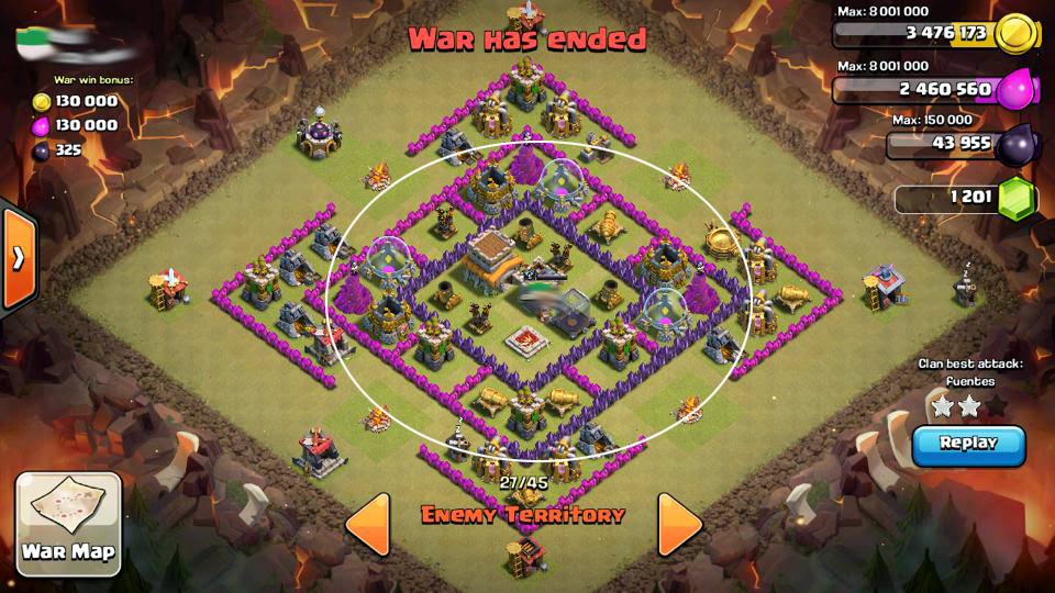 Clash of clans whale chasing clan blog 21 clash of clans central