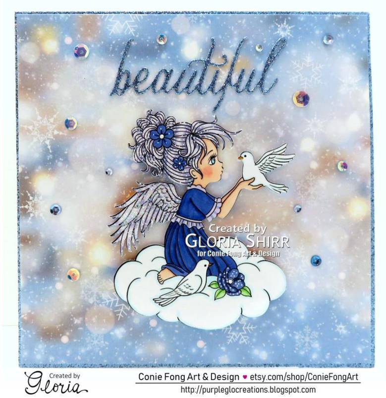 Featured Card for Classic Design Challenge Blog