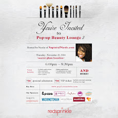 Pop-Up Beauty Lounge