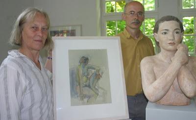 Barbara Putbrese und Robert Metzkes