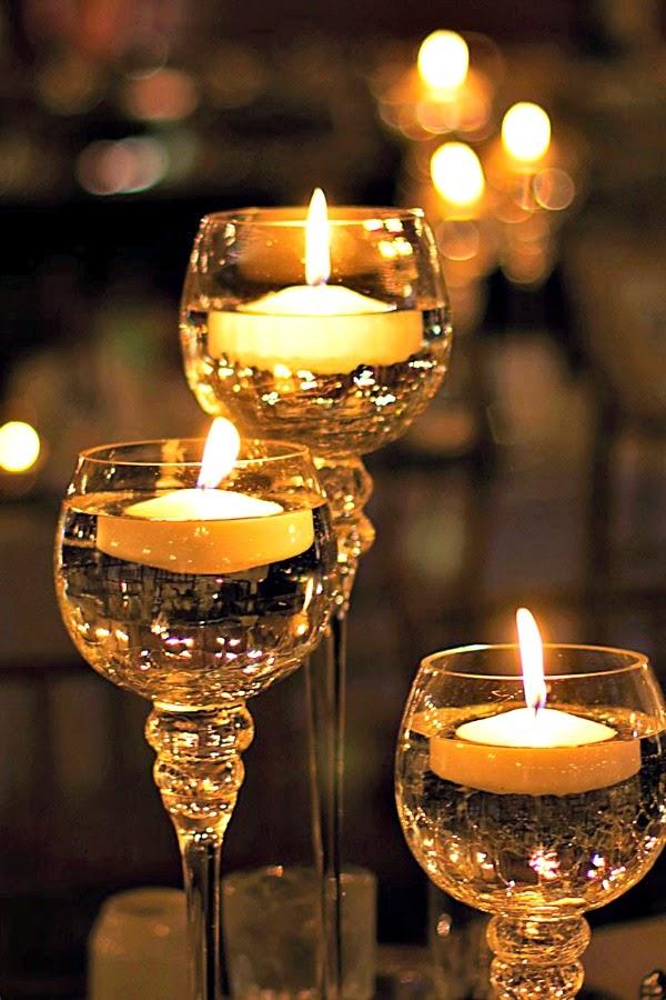 velas, decoração