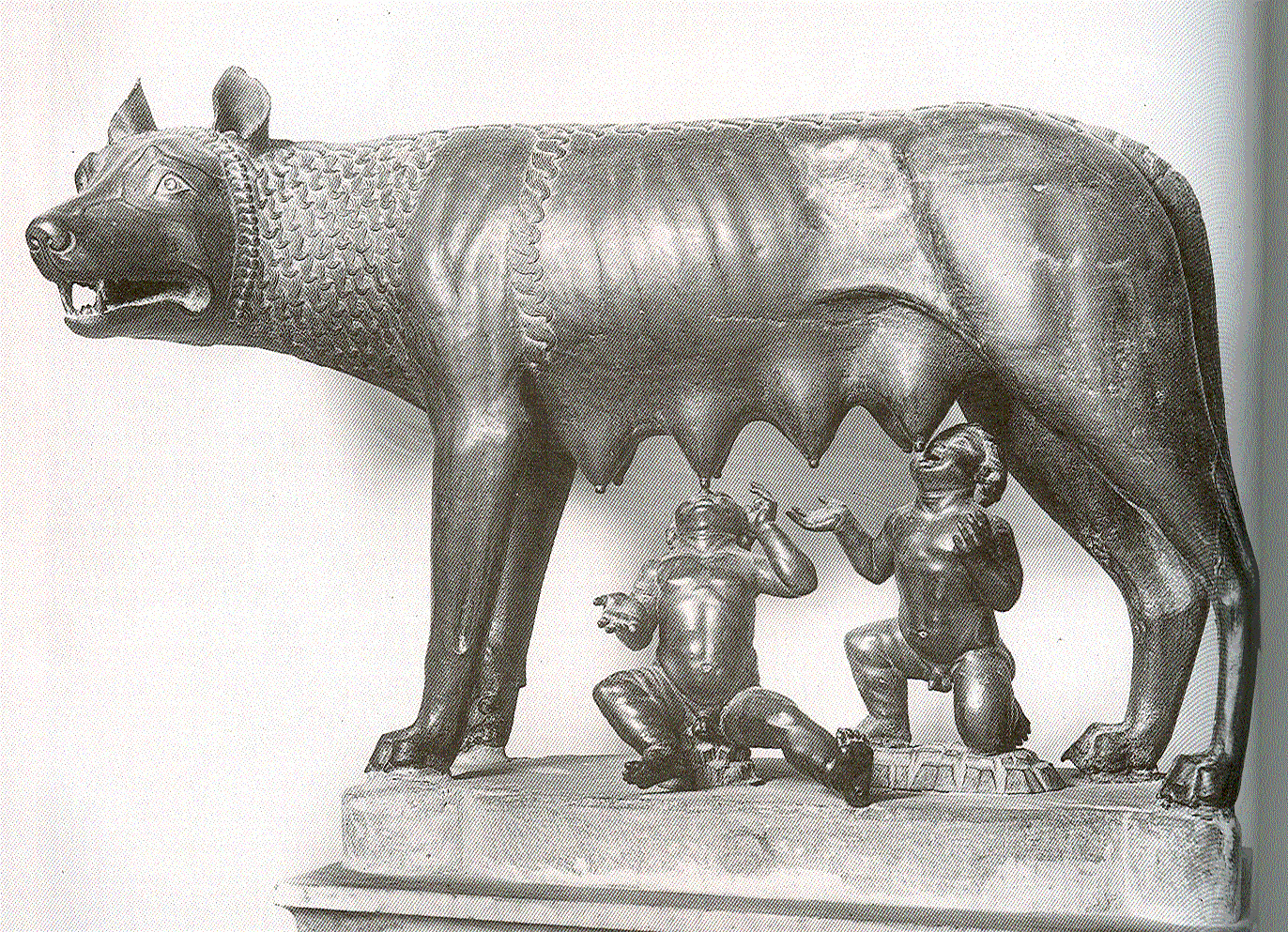 an essay on romulus and remus According to roman mythology, the city's twin founders romulus and remus  were abandoned on the banks of the tiber river when  essay by dr jaclyn  neel.