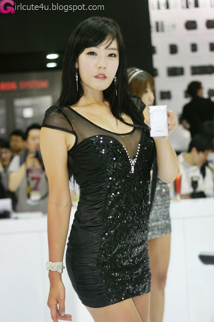 2 Yook Ji Hye - P&I 2012-very cute asian girl-girlcute4u.blogspot.com