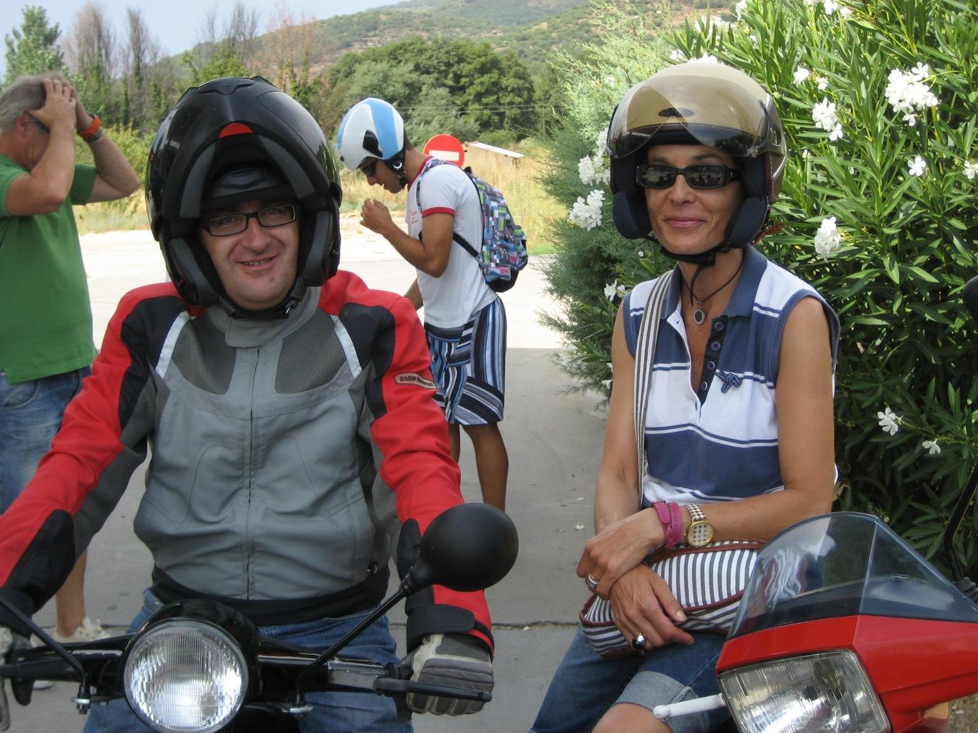 Vespasdelavera scooter club ruta espectacular a candelario for Vater ecologico