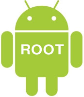 Android root screenshot