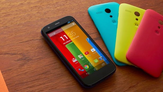 Install Google Now Launcher on Motorola Moto G