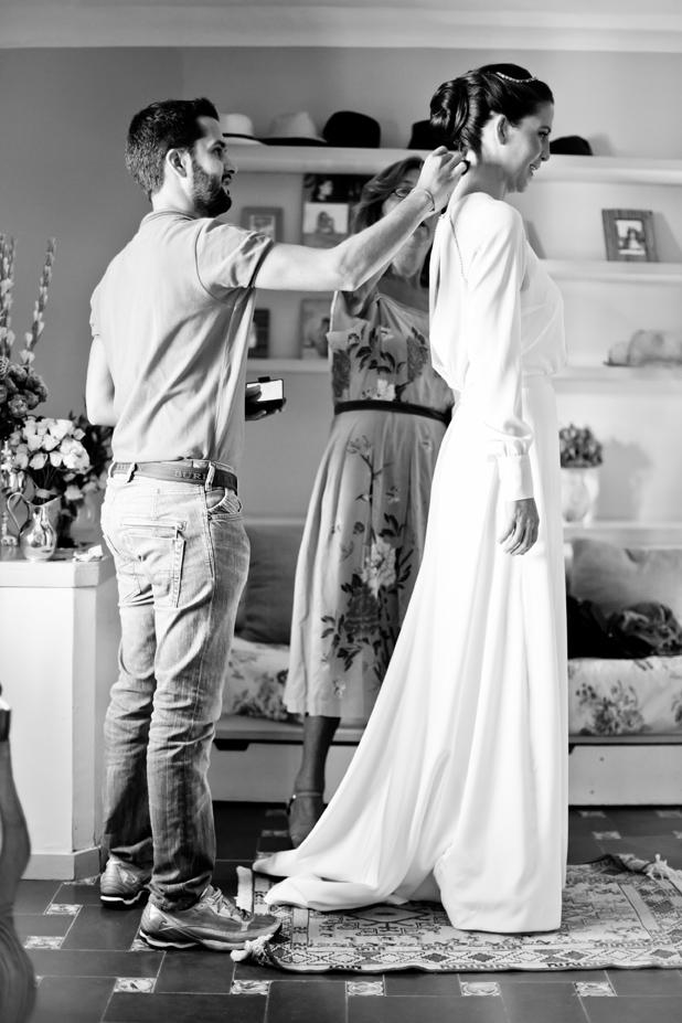 la boda de manuela y alfonso en sevilla boda espía, novias con