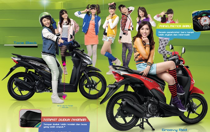 Besok Honda Launching BeAT POP Facelift di Hyde Kemang