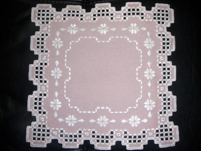 Hardanger Fabric