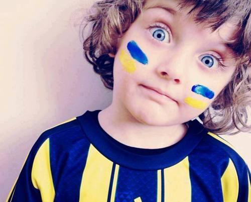 Fenerbahçeli Çocuk