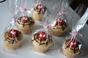 The spiderman muffins were requested by the birthday boy which turned out .