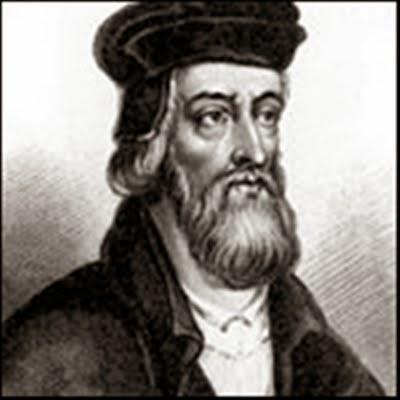 John Wycliffe (1320-1384)