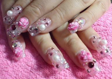 Hello Kitty Nail Designs Nail Art Design