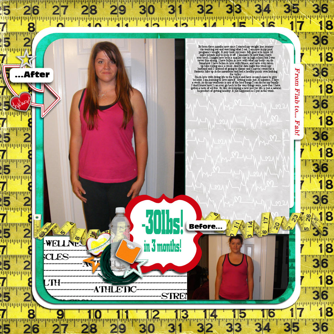 Scrapbook ideas about yourself - Surrounding Yourself In A Fitness Orientated Environment And Implementing It In What Ever You Can Will Only Strengthen Your Willpower