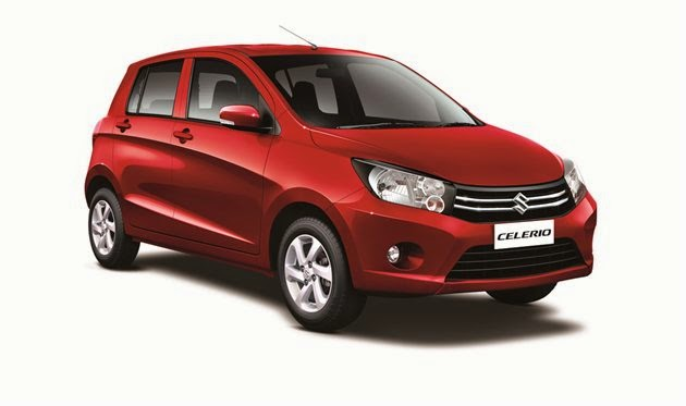 Celerio – The Ultimate Compact City Car by Suzuki