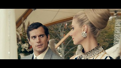 The Man From U.N.C.L.E. (2015 / Movie) – Trailer - Screenshot