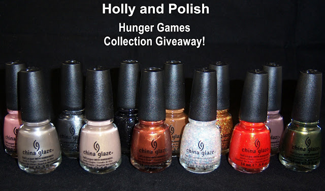 Holly and Polish