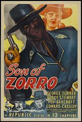 O FILHO DO ZORRO - 1947