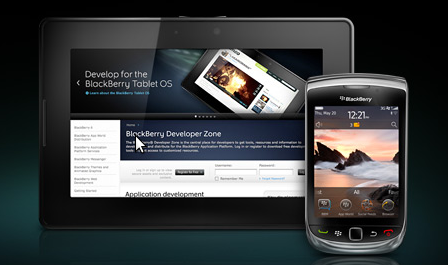 Smart Communications is offering the BlackBerry PlayBook