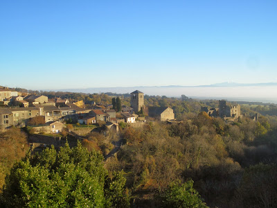 Saissac, Aude, Pays Cathare, France, Ruta Càtara