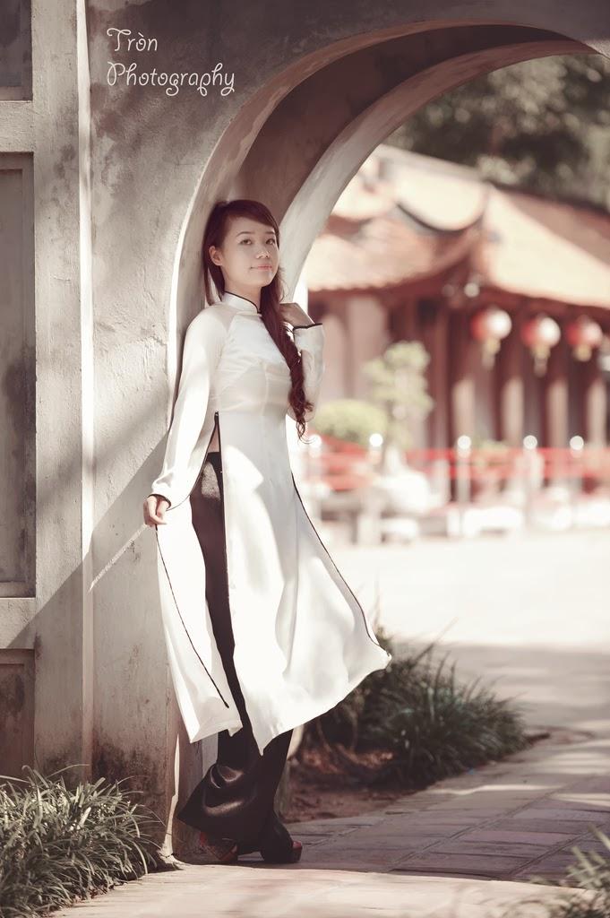 Tà áo dài Việt Nam