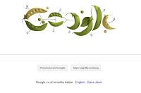 Tampilan Google berubah jadi kacang polong (memperingati Gregor Mendel)