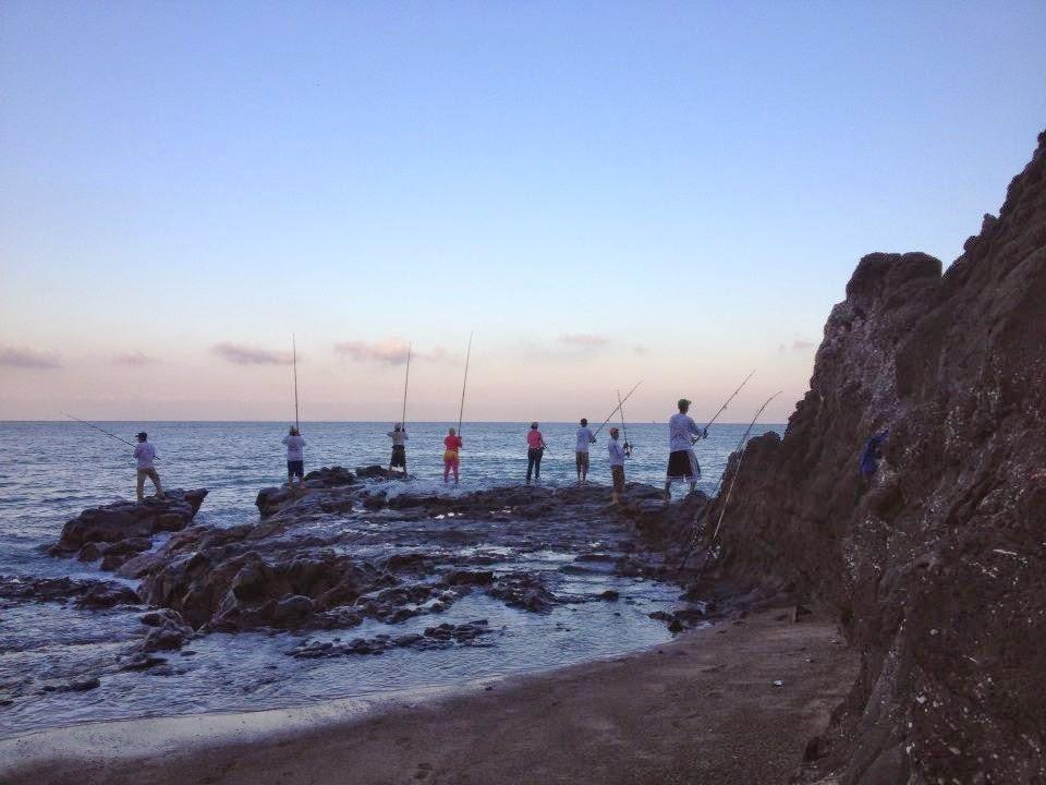 Riviera nayarit mexico blog 6th annual boca de chila for Nc surf fishing calendar