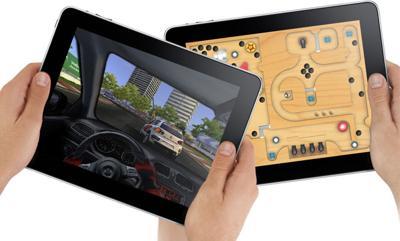 Juegos para iPad 2 gratis