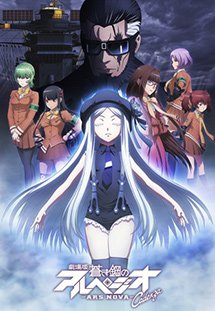 Arpeggio of Blue Steel: Ars Nova Movie 2