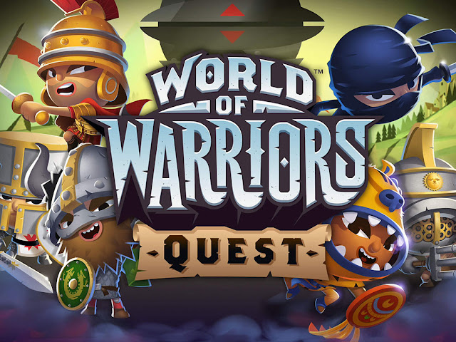 [iOS Hack] World of Warriors: Quest Unlimited Coins v1.2