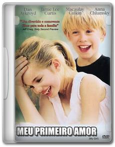 Meu Primeiro Amor   DVDRip AVI + RMVB Dublado