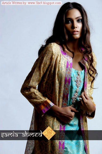 Samia Ahmed Eid/ Midsummer Collection 2014