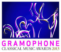 Gramophone Classical Music Awards 2013