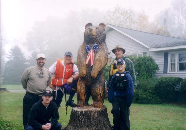 Bradford Bear & friends