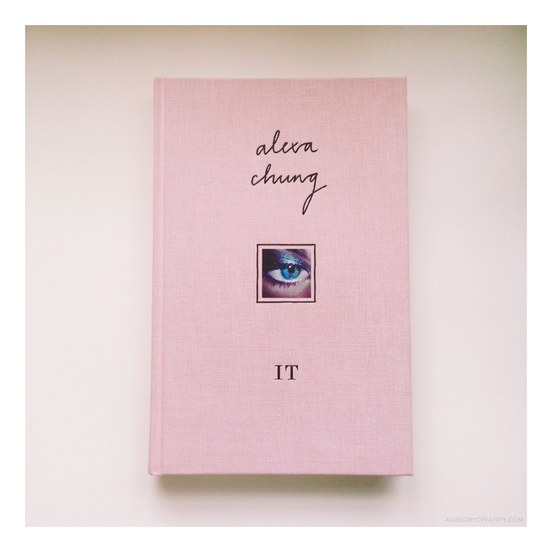 IT by Alexa Chung | Allegory of Vanity